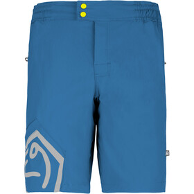E9 Wet Shorts with Chalk Bag Herre cobalt blue
